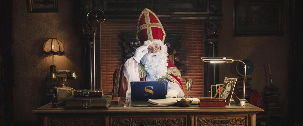 Pak je dromen uit en bel met de Sint!